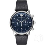 Emporio Armani Aviator Chronograph Quartz Watch | Watches for sale in Ashanti, Kumasi Metropolitan