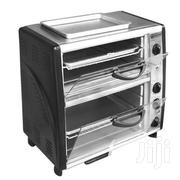 NEW CROWNSTAR TOASTER OVEN WITH TOP GRILL | Kitchen Appliances for sale in Greater Accra, Adenta Municipal