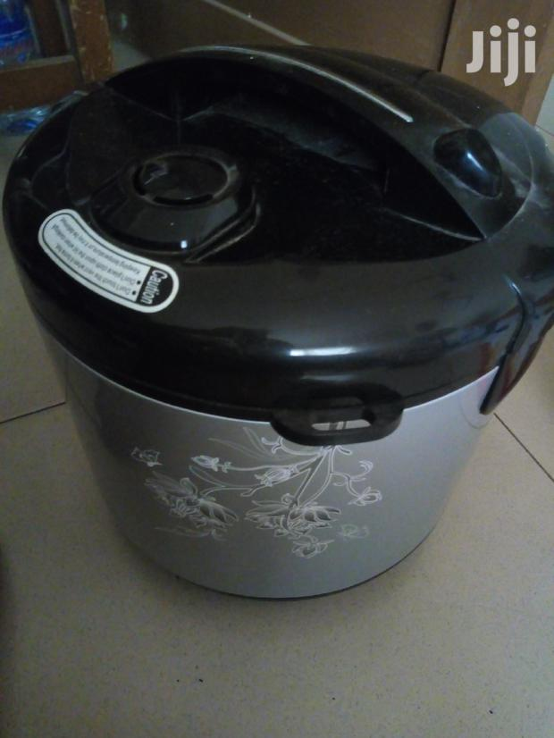 Archive: Slightly Used Rice Cooker
