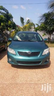 Toyota Corolla 2010 Green | Cars for sale in Greater Accra, Adenta Municipal