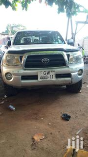 Toyota Tacoma 2010 Double Cab V6 Automatic Beige | Cars for sale in Greater Accra, Mataheko