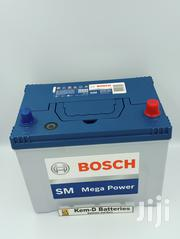 70ah (15 Plates) Bosch Car Battery + Free Delivery | Vehicle Parts & Accessories for sale in Greater Accra, North Kaneshie