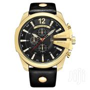 Curren 8176 Top Brand Luxury Gold Male Watch | Watches for sale in Greater Accra, Nii Boi Town