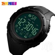 Fashion Waterproof Pedometer Skmei Smartwatches | Accessories for Mobile Phones & Tablets for sale in Greater Accra, Achimota