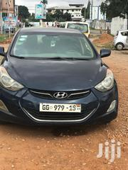 Hyundai Elantra 2012 GLS Automatic Blue | Cars for sale in Greater Accra, Kanda Estate