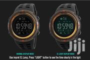 Waterproof Skmei Smart Digital Watch | Smart Watches & Trackers for sale in Greater Accra, Achimota