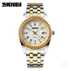 Stainless Skmei Chain Watch With |Date