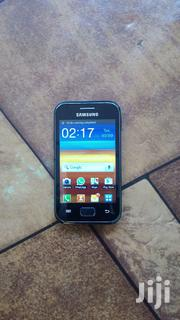 Samsung Galaxy Ace Plus S7500 512 MB Black | Mobile Phones for sale in Greater Accra, Dansoman