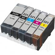 CANON 221 Original Ink Cartridges | Computer Accessories  for sale in Greater Accra, Accra Metropolitan
