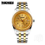 Skmei Gold Chain Watch | Jewelry for sale in Greater Accra, Achimota