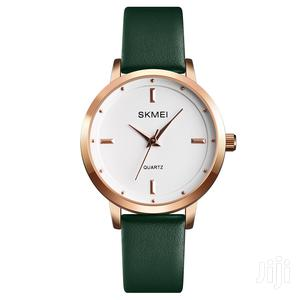 New Arrival Water Resistant Quartz Watch Women Watches Leather Band
