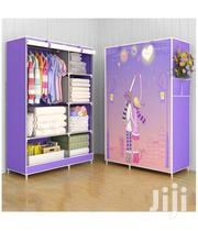 2 In 1 Kids Foldable Wardrobe | Children's Furniture for sale in Greater Accra, Accra Metropolitan