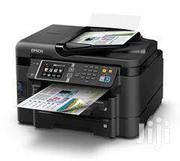Slitly Used Epson WF 3640 With Ink Tank   Laptops & Computers for sale in Greater Accra, Nungua East