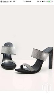 Black Heeled Mule For Sale UK Size 5 | Shoes for sale in Greater Accra, North Labone