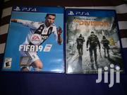 Fifa 19 And The Division | Video Games for sale in Greater Accra, Achimota