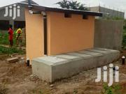 The Masterpiece Biofil Toilet And 3D Epoxy Flooring Installtion Ltd. | Building & Trades Services for sale in Volta Region, Keta Municipal