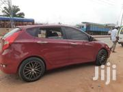 Hyundai Accent 2012 GLS Automatic Red | Cars for sale in Greater Accra, Nungua East
