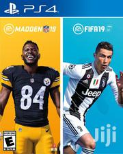 FIFA 19/Madden 19 | Video Games for sale in Greater Accra, Osu