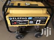 Generator Elepaq 6.5 HP 4.8KVA | Electrical Equipments for sale in Greater Accra, Ga East Municipal