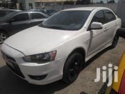 Mitsubishi Lancer Evo 2008 White | Cars for sale in Greater Accra, North Kaneshie