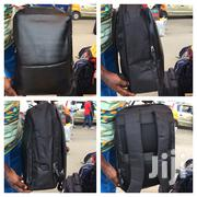 Newly Quality Black Gelly Leather Backpack | Bags for sale in Greater Accra, Kokomlemle