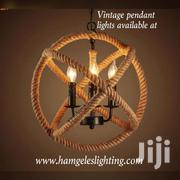 New Modern Hemp Rope Pendant Lights For Sale | Home Accessories for sale in Greater Accra, Airport Residential Area