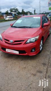 Toyota Corolla 2011 Red | Cars for sale in Brong Ahafo, Wenchi Municipal