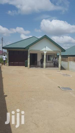 3bedroom Self Compound For Rent At Kwabenya