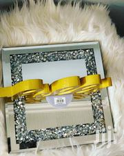 Mirror Display Tray Round Or Square | Home Accessories for sale in Greater Accra, Mataheko