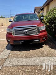 Toyota Tundra 2013 Double Cab 4x4 4.6L V8 Red | Cars for sale in Greater Accra, Achimota
