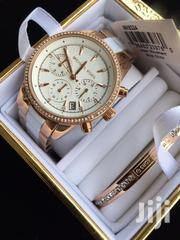 Michael Kors Gift Set Watch | Watches for sale in Greater Accra, Airport Residential Area