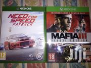 NFS Payback And Mafia 3 | Video Games for sale in Greater Accra, Adenta Municipal