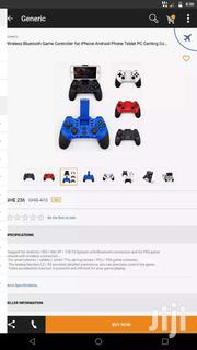 Andriod/Ios Psp Emulator Pad(Bluetooth) | Video Game Consoles for sale in Greater Accra, Achimota
