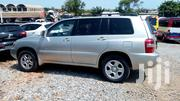 Toyota Highlander 2007 Limited V6 Silver   Cars for sale in Greater Accra, Accra Metropolitan