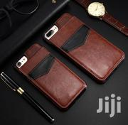 Kisscase Leather Card Case For iPhone Xsmax Xr Xs X 8plus 7plus 8 7 | Accessories for Mobile Phones & Tablets for sale in Greater Accra, Abelemkpe