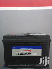 Car Battery 15 Plate/72ah (Platinum) | Vehicle Parts & Accessories for sale in Greater Accra, Teshie-Nungua Estates
