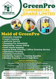 Commercial Cleaning And Janitorial Service | Cleaning Services for sale in Greater Accra, North Kaneshie