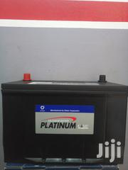 Car Battery 17plate /90ah(Platinum) | Vehicle Parts & Accessories for sale in Greater Accra, Kanda Estate