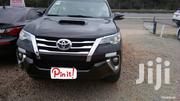 Toyota Fortuner 2017 Black | Cars for sale in Greater Accra, Achimota