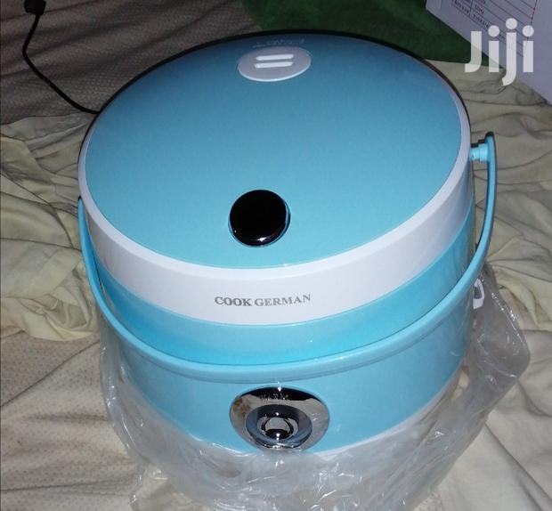 Archive: Rice Cooker