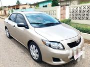 Toyota Corolla 2010 Gold | Cars for sale in Greater Accra, East Legon