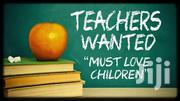 Preschool Teachers Wanted | Childcare & Babysitting Jobs for sale in Greater Accra, Ga West Municipal