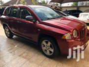 Jeep Compass 2008 Red | Cars for sale in Greater Accra, Dzorwulu