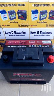 Car Battery Power Jet 13 Plates + Free Delivery | Vehicle Parts & Accessories for sale in Greater Accra, North Kaneshie