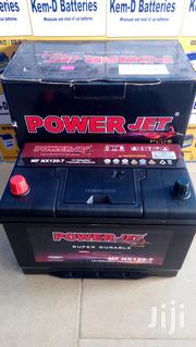 Car Battery 17 Plates - Powerjet + Free House Delivery | Vehicle Parts & Accessories for sale in Greater Accra, North Kaneshie