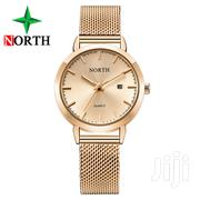 Stainless Rosegold North Women's Watch With Date | Watches for sale in Greater Accra, Achimota