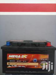 Car Battery 17plate/80ah( Mega Dc) | Vehicle Parts & Accessories for sale in Greater Accra, Lartebiokorshie