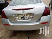 Honda Accord 2.4 Executive 2006 Silver | Cars for sale in Ashanti, Kumasi Metropolitan