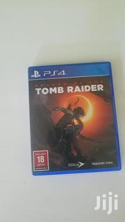 Tomb Raider Ps4 | Video Games for sale in Greater Accra, Accra Metropolitan