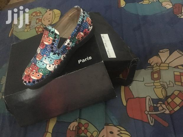 Archive: Christian Louboutin Sneakers In Box